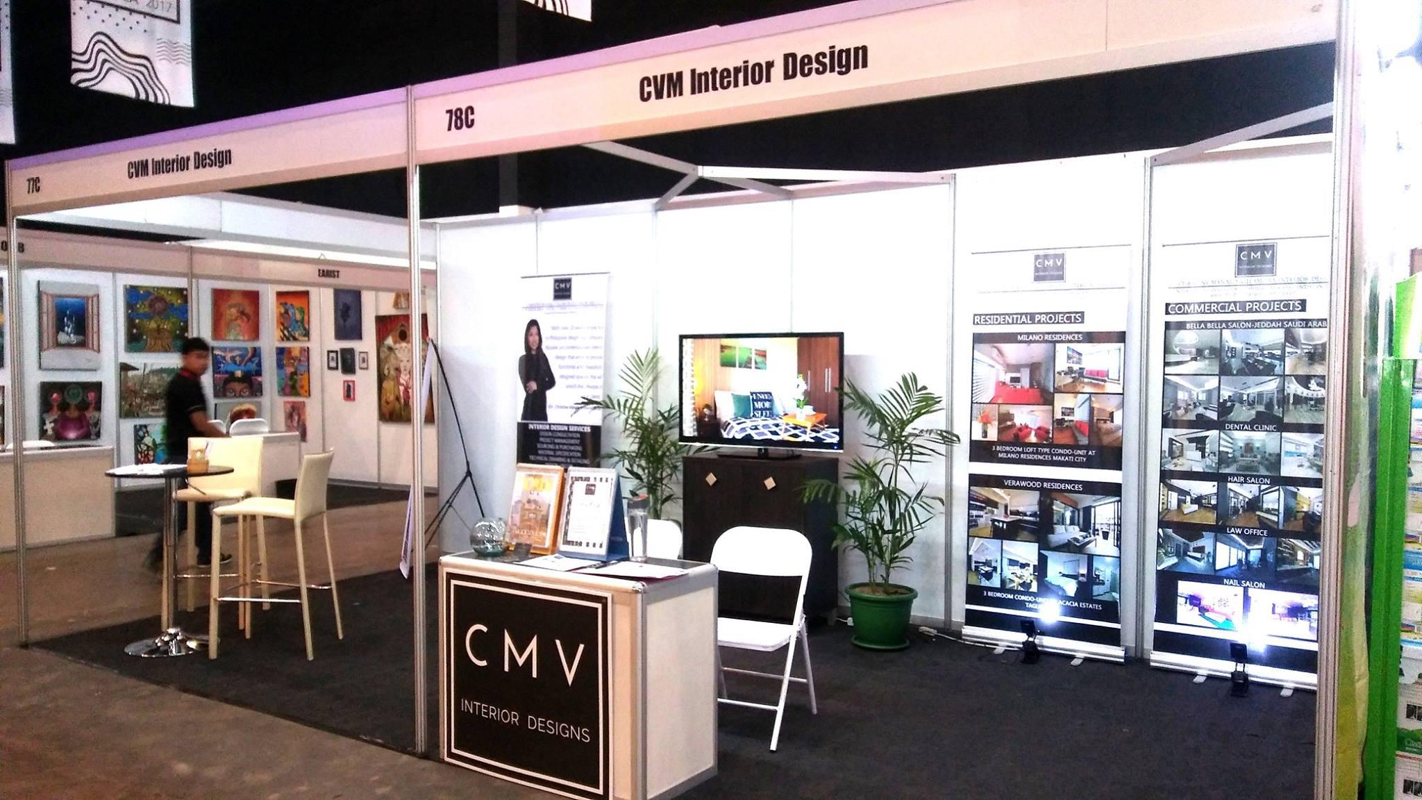 CONTACT CMV INTERIOR DESIGNS
