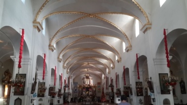 VIGAN CATHEDRAL- INSIDE 01